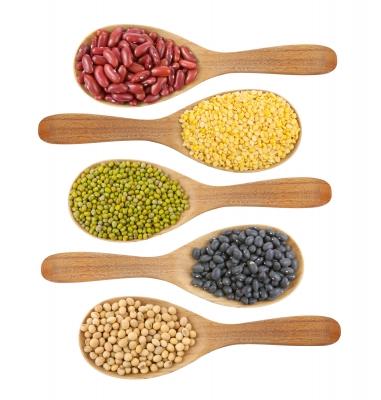 Pulses and Beans Image courtesy of Witthaya Phonsawat at FreeDigitalPhotos.net