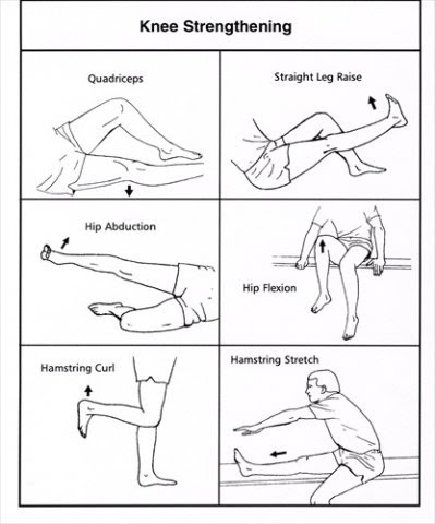 knee-strengthening
