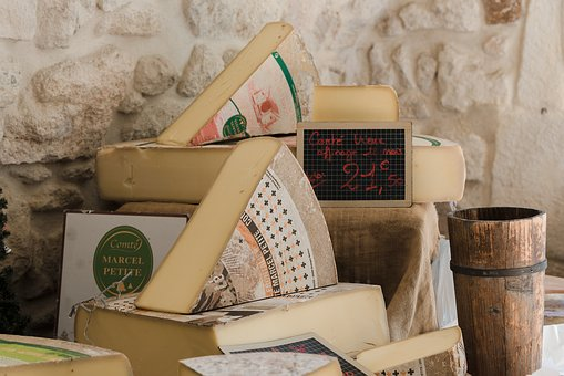 French cheeses